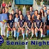 Senior Night - Bishop Hartley High School Hawks at Granville High School Blue Aces - Tuesday, September 8, 2020