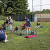 Pregame Warm=Ups - Canal Winchester High School Indians at Granville High School Blue Aces - Friday, August 21, 2020