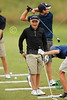 Granville High School Blue Aces at Northridge High School Vikings held at Clover Valley Golf Club in Johnstown, Ohio - Junior Varsity Team - Tuesday, August 25, 2015