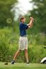 Granville High School Blue Aces at Northridge High School Vikings held at Clover Valley Golf Club in Johnstown, Ohio - Junior Varsity Team - Tuesday, August 25, 2015