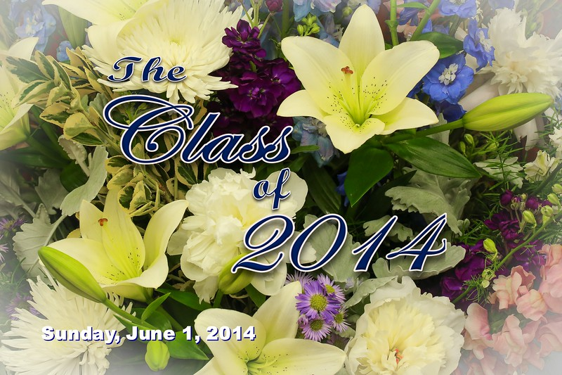 The One Hundred Forty Second Annual Commencement for Granville High School held at The Mitchell Center on the Campus of Denison University located in Granville, Ohio - Sunday, June 1, 2014 at 2:00pm