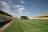 Thursday, September 23, 2010 - Granville Blue Aces versus Newark Wildcats - Ohio High School Soccer held at Columbus Crew Stadium