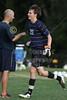 Team Introductions - Thursday, August 25, 2011 - Watkins Memorial Warriors at Granville Blue Aces