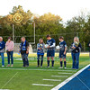 Senior Night - Zanesville High School Blue Devils at Granville High School Blue Aces - Thursday, October 8, 2020