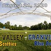 Tri-Valley High School Scotties at Granville Blue Aces - Friday, August 21, 2020