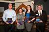 The Granville High School Blue Aces Athletics Hall of Fame Class of 2015 - Adam Alderman 2009, Amanda Barker 2009, Austen Harrison 2010 and Emily Dixon Partyka - Saturday, January 30, 2016