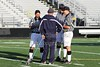 Pregame Warm-Ups - Friday, April 29, 2011 - Granville Blue Aces at Westerville Warhawks