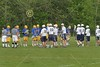 1st Quarter - Saturday, May 14, 2011 - Mariemont Warriors at Granville Blue Aces