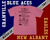 "Friday, May 6, 2011 - The Inaugural ""Battle for 161"" featuring the New Albany Eagles at Granville Blue Aces"