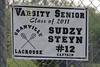 Wednesday, May 11, 2011 - SENIOR NIGHT - Granville Blue Aces Lacrosse