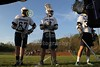 Team Captains - Wednesday, April 18, 2012 - Columbus St. Francis DeSales Stallions at Granville Blue Aces