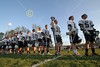 The National Anthem - Wednesday, April 18, 2012 - Columbus St. Francis DeSales Stallions at Granville Blue Aces