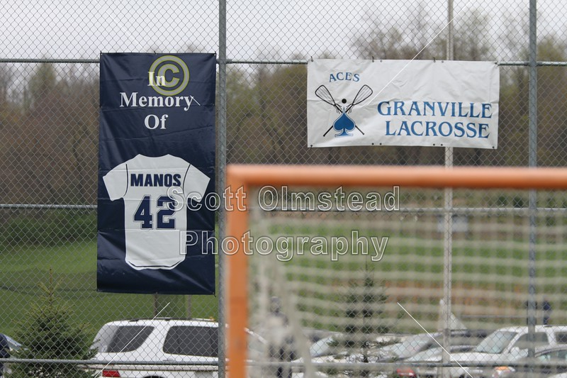 Saturday, March 31, 2012 - Pickerington North Panthers at Granville Blue Aces