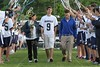 Wednesday, May 9, 2012 - SENIOR NIGHT - Marysville Monarchs at Granville Blue Aces