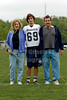 Hogan Miller (#69) - Senior Night - Saturday, May 11, 2013 - Wooster Generals at Granville Blue Aces