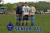 Sam Caravana (#15) - Senior Night - Saturday, May 11, 2013 - Wooster Generals at Granville Blue Aces