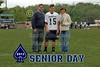 Sam Caravana (#15) - Senior Night - Saturday, May 11, 2013 - Wooster Generals at Granville Blue Aces