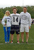 Alex O'Neill (#14) - Senior Night - Saturday, May 11, 2013 - Wooster Generals at Granville Blue Aces