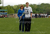 Andrew Lanham (#10) - Senior Night - Saturday, May 11, 2013 - Wooster Generals at Granville Blue Aces
