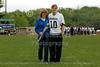 Andrew Lanham (#10) - Senior Night - Saturday, May 11, 2013 - Wooster Generals at Granville Blue Aces