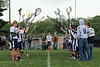 Senior Night - Friday, May 16, 2014 - Buckeye Valley Barons at Granville Blue Aces