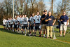 The National Anthem - Columbus St. Francis DeSales Stallions at Granville Blue Aces - Tuesday, April 29, 2014
