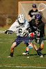 Wednesday, April 23, 2014 - Junior Varsity - Pickerington North Panthers at Granville Blue Aces