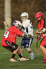 1st Quarter - Licking Valley High School at Granville High School Blue Aces - Friday, April 17, 2015