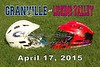 Licking Valley High School at Granville High School Blue Aces - Friday, April 17, 2015