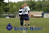 Adam Miller #16 - Senior Night, The Class of 2015 - Big Walnut High School Eagles at Granville High School Blue Aces - Thursday, May 14, 2015