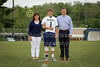 Jack Westerheide #1 - Senior Night, The Class of 2015 - Big Walnut High School Eagles at Granville High School Blue Aces - Thursday, May 14, 2015