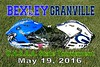 Bexley High School Lions at Granville High School Blue Aces - O.H.S.A.A. State Tournament - Thursday, May 19, 2016
