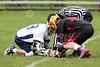 Junior Varsity - Bishop Fenwick High School Falcons at Granville High School Blue Aces - Saturday, April 30, 2016 (RAIN)