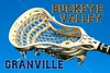 Buckeye Valley High School Barons at Granville High School Blue Aces - Tuesday, April 12, 2016