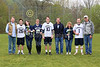 Senior Day - Bishop Fenwick High School Falcons at Granville High School Blue Aces - Saturday, April 30, 2016