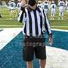Team Captains and the Coin Toss - Pickerington High School North Panthers at Granville High School Blue Aces - Saturday, April 17, 2021