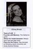 Olivia Krock (#16) - Senior Night - Thursday, May 9, 2013 - Westerville Central Warhawks at Granville Blue Aces