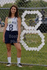Lauren Basile (#8) - Senior Night - Thursday, May 9, 2013 - Westerville Central Warhawks at Granville Blue Aces