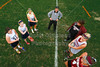Team Captains and the Coin Toss - Thursday, April 24, 2014 - Columbus Academy Vikings at Granville Blue Aces