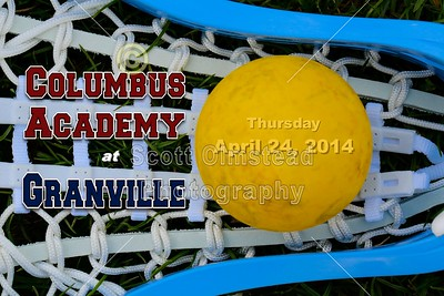 2014 Columbus Academy at Granville (04-24-14)