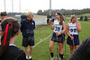 Captains and the Coin Toss - Columbus School for Girls High School Unicorns at Granville High School Blue Aces - Junior Varsity - Tuesday, April 19, 2016