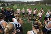 Pregame Team Huddle - Pickerington North High School Panthers at Granville High School Blue Aces - Thursday, March 31, 2016