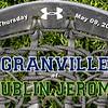 Granville High School Blue Aces at Dublin High School Jerome Celtics - Thursday, May 9, 2019 (Rain)
