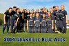 Wednesday, May 7, 2014 - Newark Catholic Green Wave at Granville Blue Aces - Senior Night