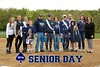 Senior Night - Utica High School Redskins at Granville High School Blue Aces - Wednesday, May 4, 2016