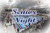 Friday, January 4, 2013 - Granville High School Blue Aces host Pickerington North Panthers and Oakwood Lumberjacks in a Swim Meet held in the new Denison University Natatorium - Senior Night