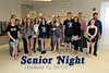 Senior Night - Watkins Memorial High School Warriors at Granville High School Blue Aces - Monday, January 4, 2016