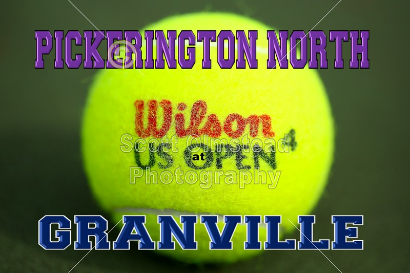 Pickerington North High School Panthers at Granville High School Blue Aces - Wednesday, March 30, 2016