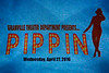 """""""Pippin"""" performed by the Granville High School Theater Department on Friday the 29th day of April, 2016, and Saturday the 30th day of April, 2016 - Photographs captured during the dress rehearsal Wednesday, April 27, 2016"""