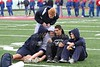 Thursday, April 28, 2011 - The 8th Annual Licking Valley Invitational track meet featuring the Blue Aces from Granville High School